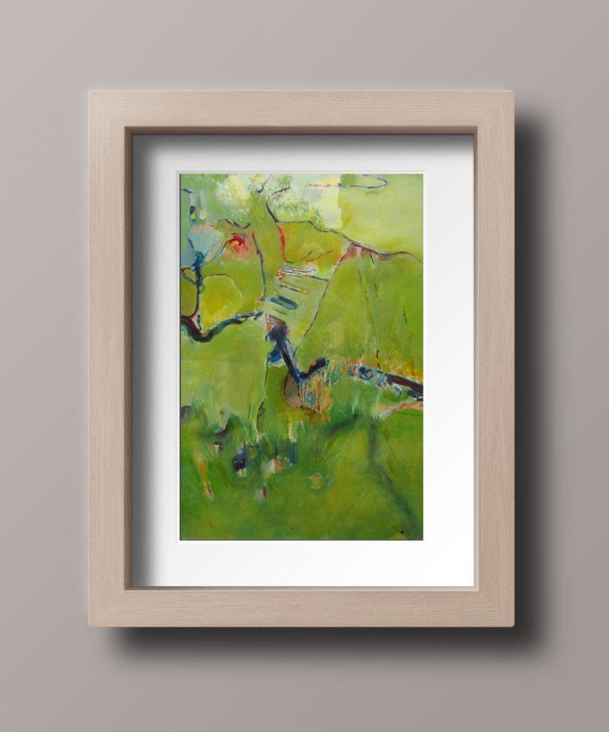03-acrylic-Jazz-green-framed