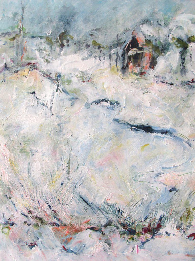 08-02-acrylic-Snow-scape