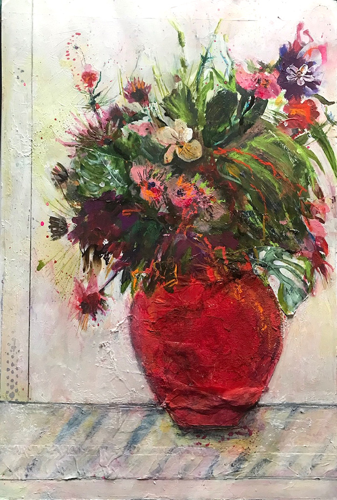 Ruths-flowers-mixed-media-sized