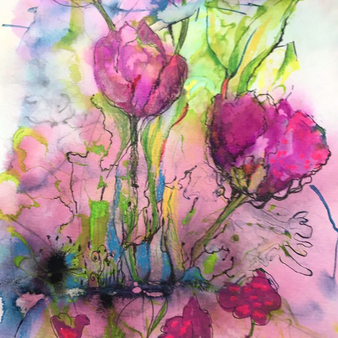 Spring-flowers-watercolour-sized